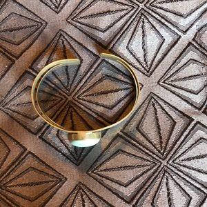 Jewelry - Larimar And Silver Cuff Bracelet